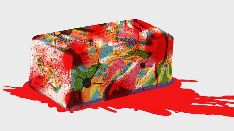 Rainbow-Cake Recipe Inspires Comment Apocalypse