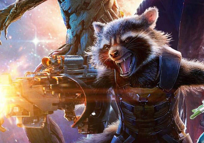 James Gunn Will Write And Direct Guardians Of The Galaxy 2