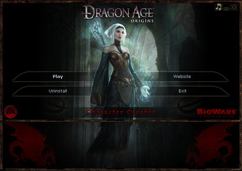 Create Your Dragon Age Character Now