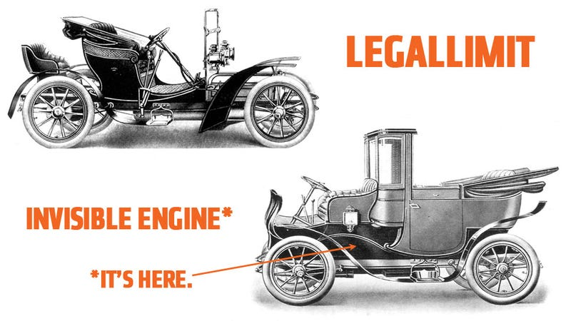 Rolls-Royce Once Built A Car To Keep You Out Of Jail