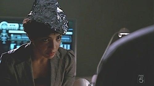 Always Wear Your Tinfoil Hat Inside Massive Dynamic