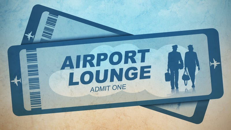 How to Get Into Luxury Airport Lounges for Free