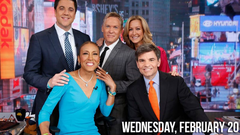 Robin Roberts Back at GMA, Will Interview Michelle Obama