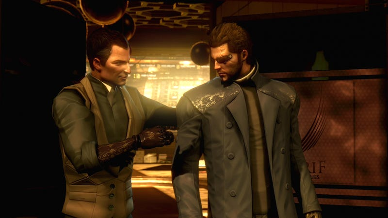 Deus Ex: Human Revolution is a Story About Technology, Morality, and… DRM?