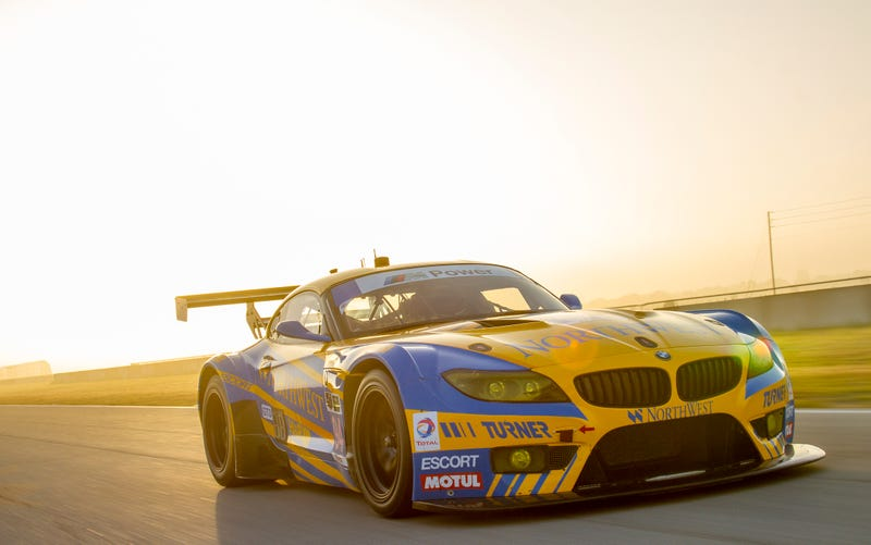 Some Epic Shots of the Z4 GTD