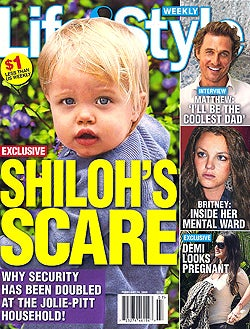 This Week In Tabloids: Britney's Ill, Mary-Kate Is Weird