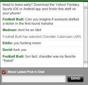 Ruining Fantasy Football Mock Drafts: Still Funny