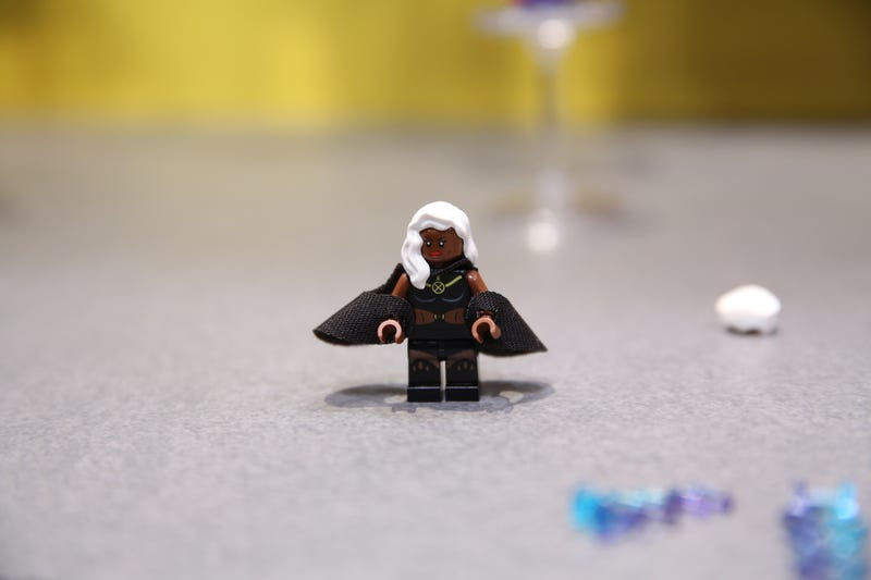 X-Men's Storm is getting her first Lego minifigure, and it is glorious