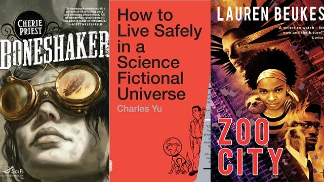 Charles Yu, Lauren Beukes and Cherie Priest on the Challenges and Thrills of Filming Their Books