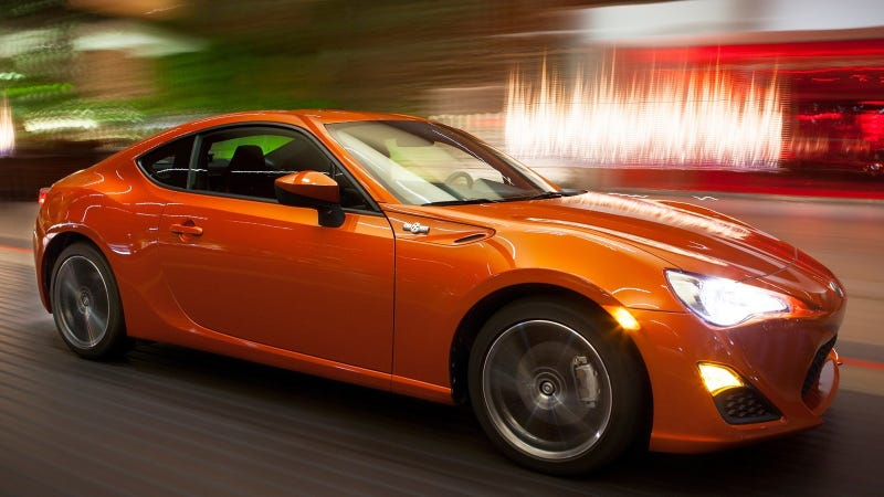 The Scion FR-S Sedan Might Happen By 2016 If Subaru Says Yes