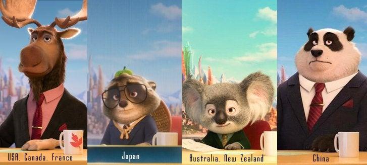 El detalle escondido de Zootopiaque cambia según el país donde veas la película