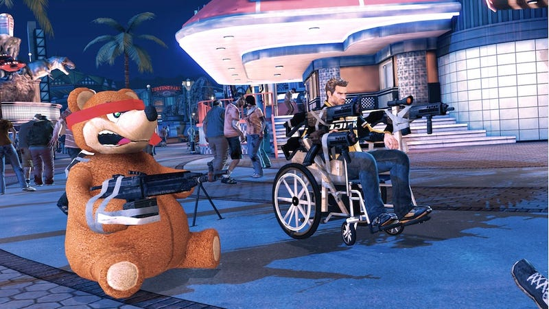 Dead Rising 2 With Another Strong Showing In The Best-Screenshots Sweepstakes