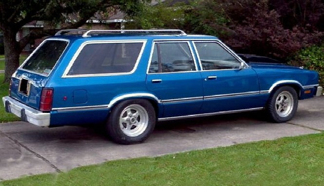 For $4,500, The Draggin' Wagon Wants To Set You Straight Line
