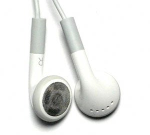 """It's Possible to Receive a Small and Quick Electrical Shock From Your Earbuds While Listening to iPod"""