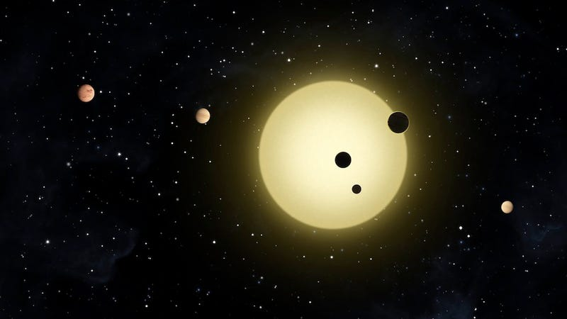Why We Can't Live on the 54 New Possibly-Habitable Planets