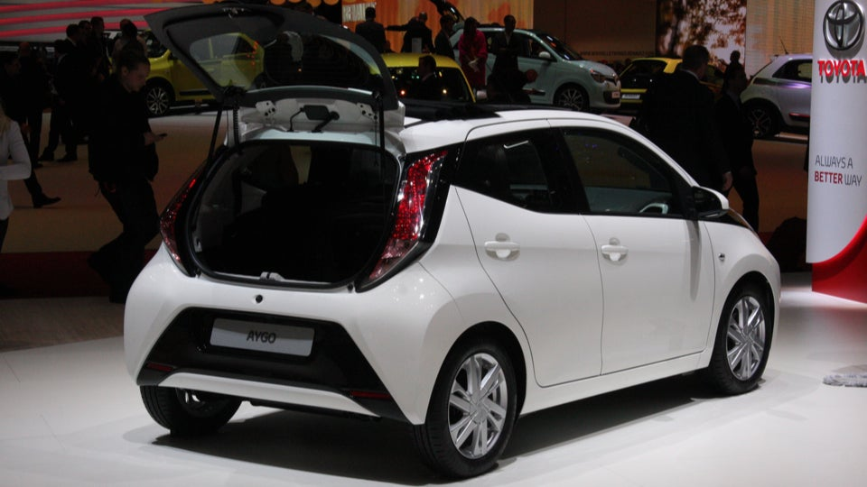 The Toyota Aygo Is Cool, Simple And Perfect For Americans