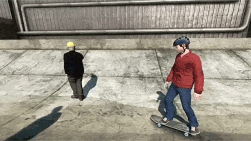 The Most Hilarious Skateboarding Glitches, Now In Motion
