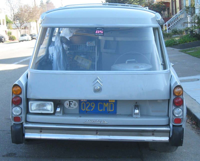 1969 Citroën DS Station Wagon