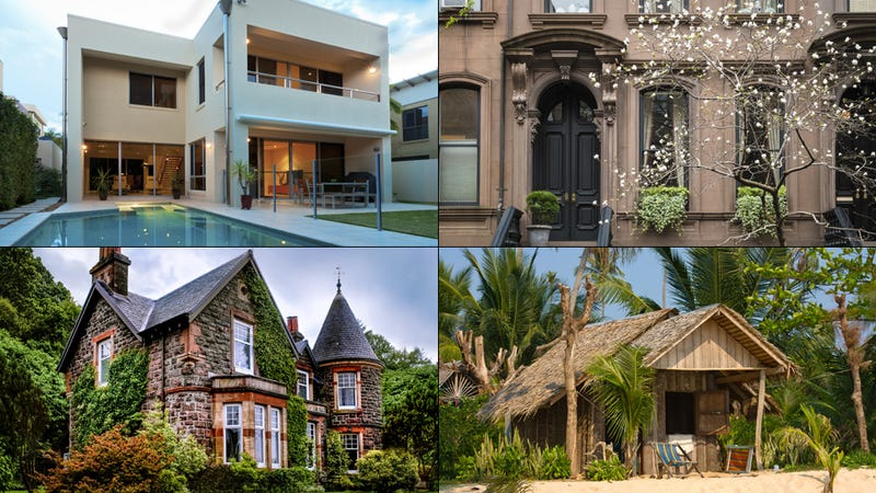 What's Your Dream Home? Tell Us About Your 'House Crush'