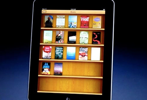 What It Looks Like to Read a Book on the Apple iPad - Video