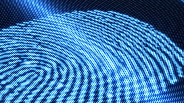 Glowing Electrified Fingerprints Are the Future of Forensics