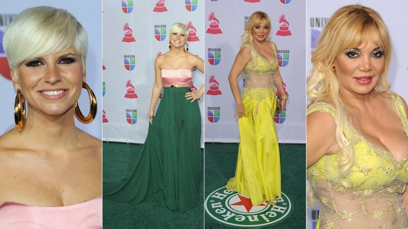 Big Smiles, Big Boobs and Shitloads of Sequins at the Latin Grammys