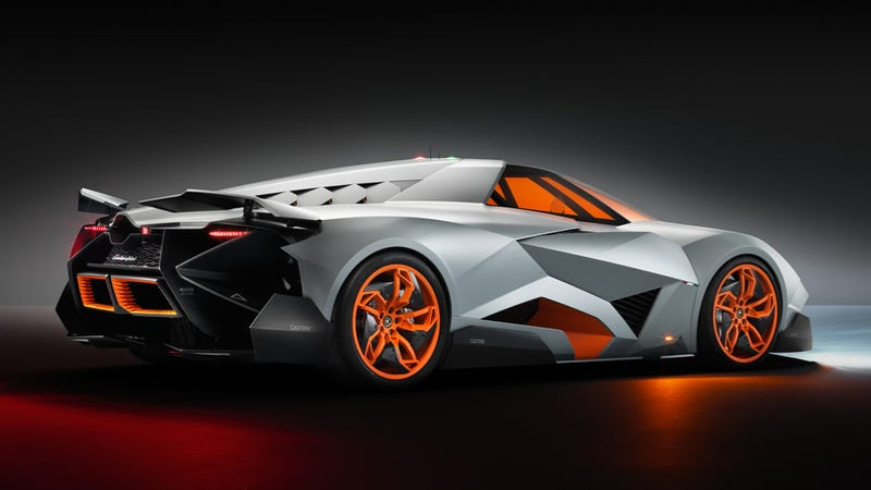 In Defense Of The Batshit Insane Lamborghini Egoista