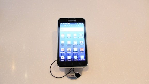 Samsung Galaxy Player 4 and 5 Hands On: Of Course It's the Right Time for an Android iPod Touch