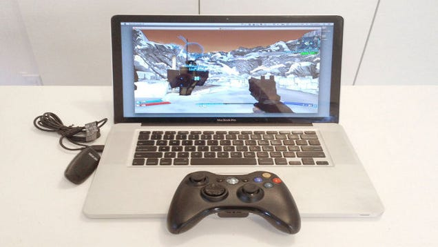 How to use an xbox controller with your mac