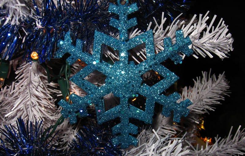 Shooting Challenge: Christmas Ornaments