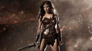 Our First Glimpse of <em>Batman V. Superman</em> Includes the New Wonder Woman