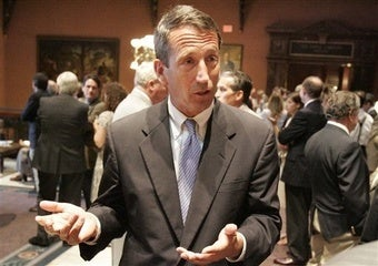 Where in the World Was Gov. Mark Sanford? Argentina, Of Course