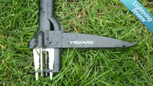 Fiskars UpRoot Weed Puller: The Crabgrass Assassin