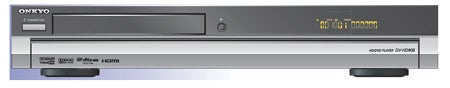 Onkyo Readying its First HD DVD Player for Fall 07
