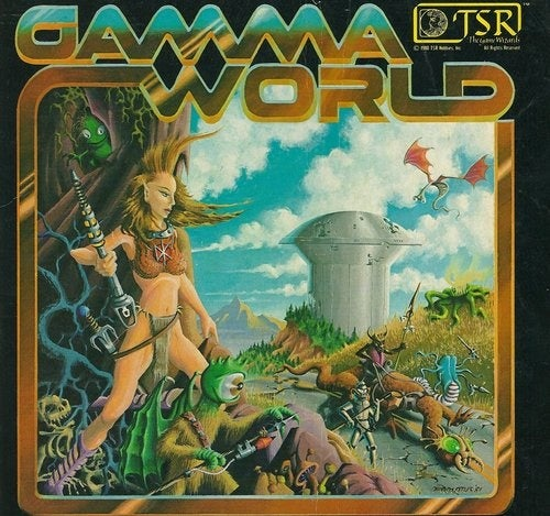Secrets of the Gamma World reboot