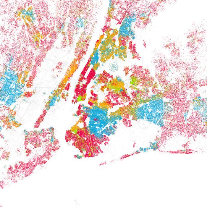 How White Is Your Neighborhood?