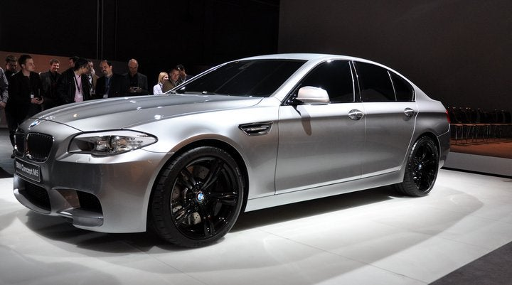 This is the new BMW M5
