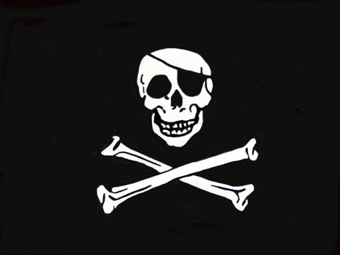 95% of Music Downloads Are Pirated