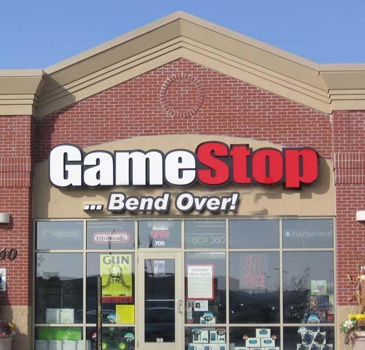 Last-Gen Zeroes: GameStop