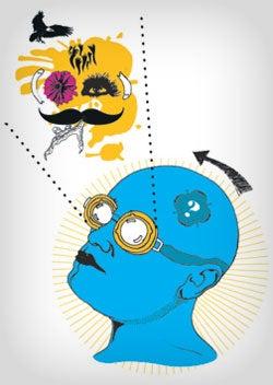 Virtual Hallucination Headgear Is, Uh, Crazy