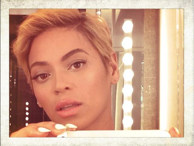 Oh My God Beyoncé's Hair Is Gone; Where Did Beyoncé's Hair Go?