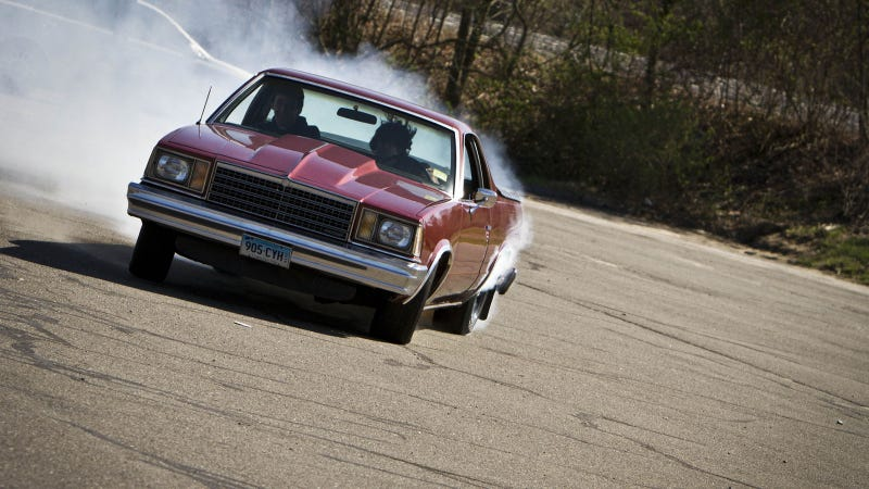 Your ridiculously awesome El Camino wallpaper is here