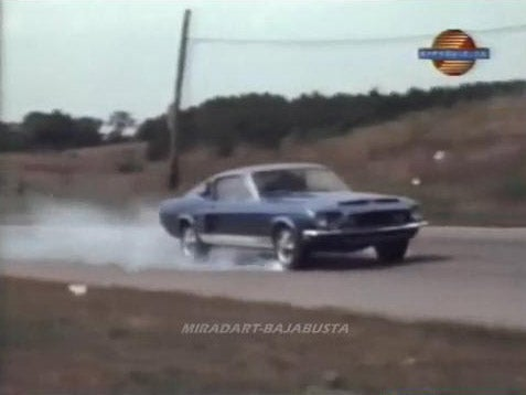 1968 Shelby Mustang Gt500KR Road Test: the King of the Road Earns Its Crown