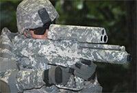 XM25 Carbine Kills Bad Guys Behind Walls, Beyond Hills, Below Trenches
