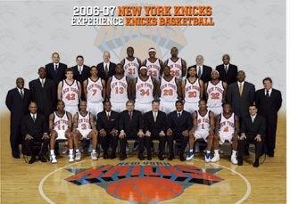 Oh, Those New York Knickerbockers