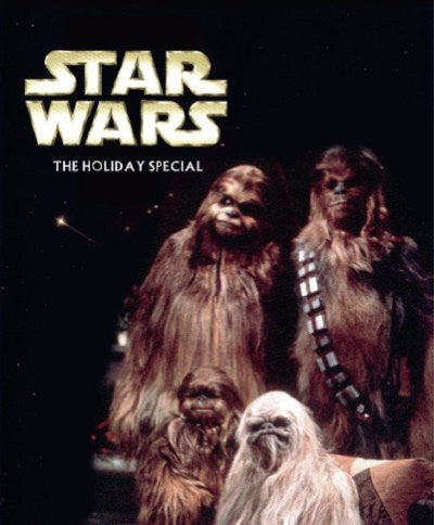 Best Unsung Filk Ever, in Honor of Star Wars Holiday Special