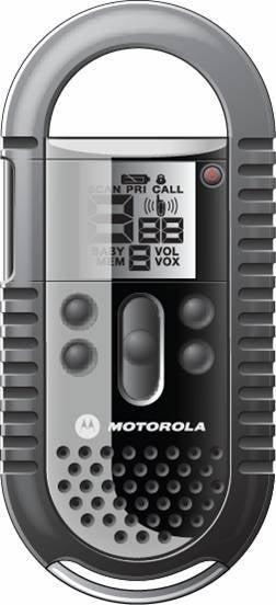Motorola TLKR, No Vowels for Walkie-Talkies