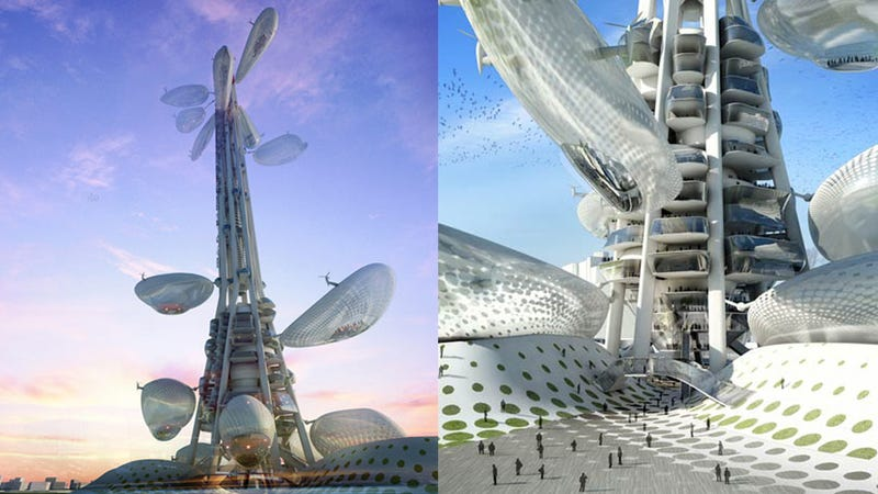 I'm Sure Aliens Will Hide In the Taiwan Tower