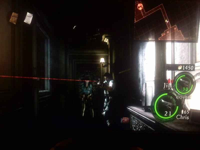 "How To Unlock The Resident Evil 5 DLC ""Classic"" Camera"