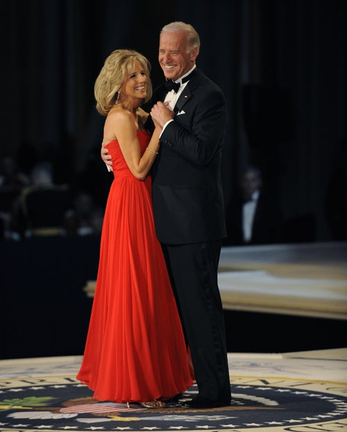 Great Gowns Galore At The Inaugural Balls!
